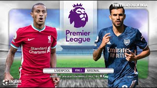 [NHẬN ĐỊNH BÓNG ĐÁ] Liverpool - Arsenal (2h15 ngày 29/9). Vòng 3 Ngoại hạng Anh. Trực tiếp K+PM