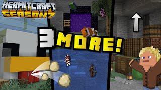 Three NEW Contraptions!!! - Minecraft Hermitcraft Season 7 #40