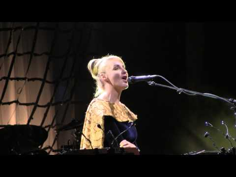 Dead Can Dance - Sanvean - Beacon Theatre NYC - 8/29/12