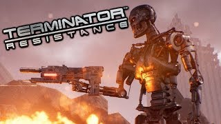 Terminator Resistance - Post Apocalyptic FPS Role Playing