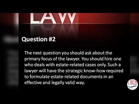 Five Questions To Ask Of Estate Lawyer in Adelaide