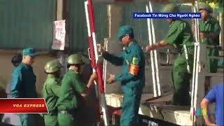 Truyền hình VOA 9/1/19: Luật sư cảnh báo 'ngòi nổ Tiên Lãng' giữa lòng Sài Gòn