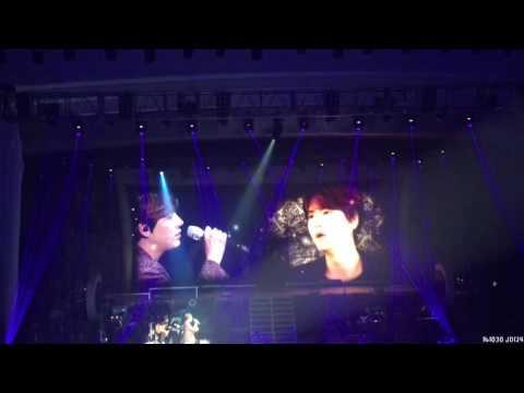 161030 규현(Kyuhyun)콘서트 - 두 남자