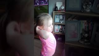 The cranberries zombie crazy 3yr old