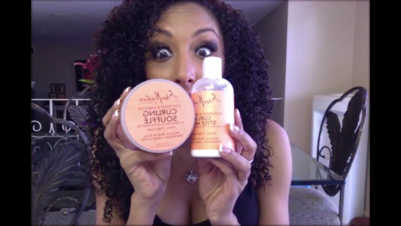 best styling gel for natural black hair