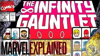 The Infinity Gauntlet - 2 of 8 - From Bad To Worse