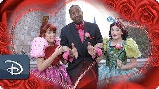 iNSIDE Disney Parks - Amazing Wedding Spots at Walt Disney World Resort & More
