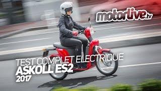 Askoll ES2 : le test par Motor Live