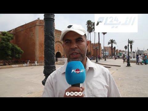 """ميكرو """"الأيام 24"""": مغاربة وثورة الملك والشعب"""