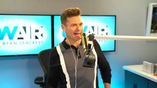 Ryan Discovers Sisanie Was Once Sent To Dodger Jail | On Air with Ryan Seacrest
