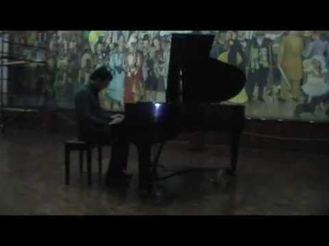 Recital piano Sonatina 1  op36  Mov 1 Spiritoso