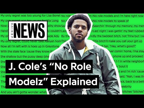 """Looking Back At J. Cole's """"No Role Modelz"""" 