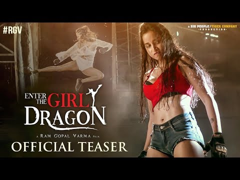Watch Enter The Girl Dragon Teaser - RGV
