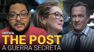 THE POST - A Guerra Secreta (2017) | Crítica