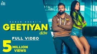 Geetiyan – Gagan Kokri