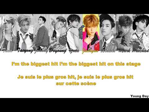[VOSTFR] NCT 127 - Cherry Bomb (+ color coded)