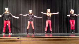 What Does the Fox Say? (Talent Show Edition)