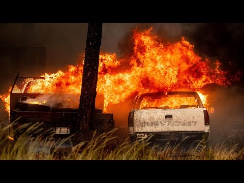 California wildfires | Dixie and River Fire updates for August 04, 2021
