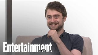 Harry Potter: Daniel Radcliffe Reveals Who Thought Fawkes Was Real & More   Entertainment Weekly