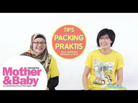 Tips Packing Praktis Saat Traveling Bersama Si Kecil