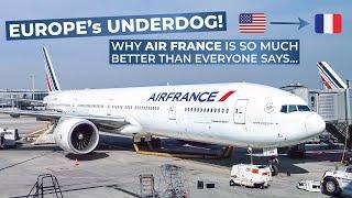TRIPREPORT   Air France (ECONOMY)   Atlanta - Paris CDG   Boeing 777-300ER