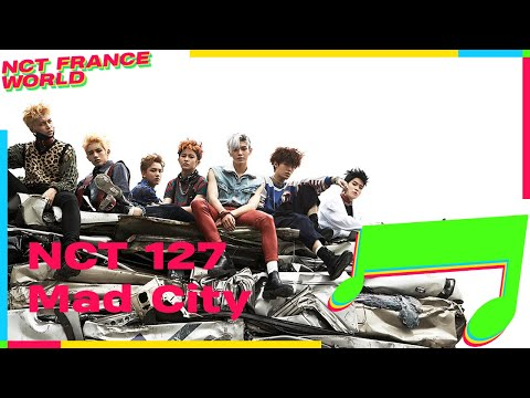 [VOSTFR] NCT 127 - Mad City (Lyrics HAN / ROM + Color coded)