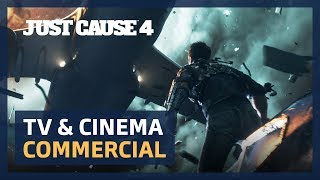 Just Cause 4 - TV and Cinema Commercial