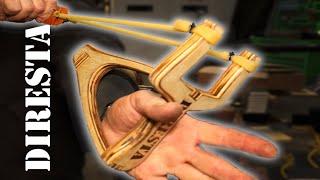DiResta Bandsaw Slingshot Wrist Rocket