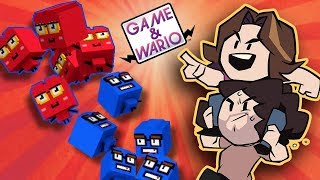 Tippy Tower Fronk Launchin' - Game Grumps VS