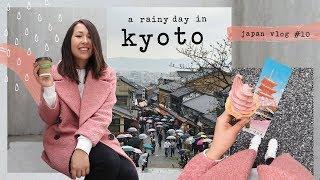 A Day Trip To Kyoto & Kiyomizudera Temple! // Solo Travel Japan Vlog #10