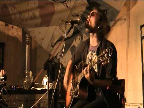 Психея - Навсегда (Live @ Сквот кафе 18.08.11)