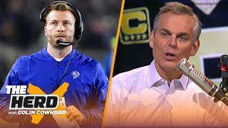 Colin Cowherd on Tom Brady's legacy, Rams' potential impact on the league | NFL | THE HERD