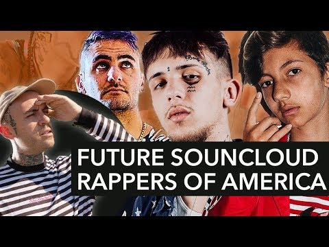 FUTURE SOUNDCLOUD RAPPERS OF AMERICA - ADAM22 REACTS