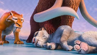 Escaping the Pirate Ship Scene - ICE AGE 4 (2012) Movie Clip