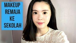 Back to school makeup: makeup untuk remaja ke sekolah yang cepat dan mudah (indonesia)