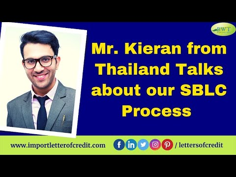 Bronze Wing Trading Reviews - SBLC Providers – Standby Letter of Credit – SBLC MT760