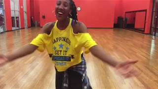 "Zumba with MoJo: ""Before I Let Go"" by Beyoncé,"