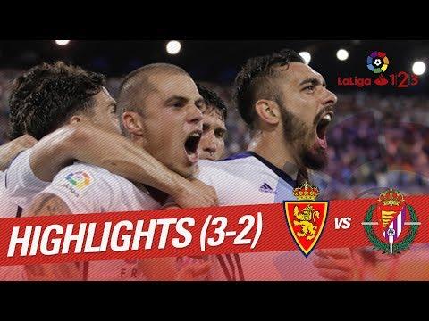 Real Zaragoza vs Real Valladolid