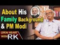 Ashok Gajapathi Raju about His Family & PM Modi- Open Heart with RK