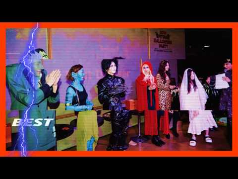 [더셀러브리티] 2014 SMTOWN HALLOWEEN PARTY
