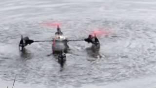 Drone com aplicação - Ultra Ever Dry