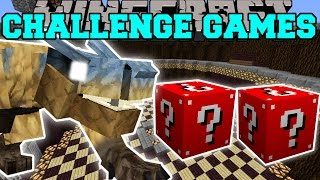 Minecraft: TIGREX CHALLENGE GAMES – Modded Mini-Game