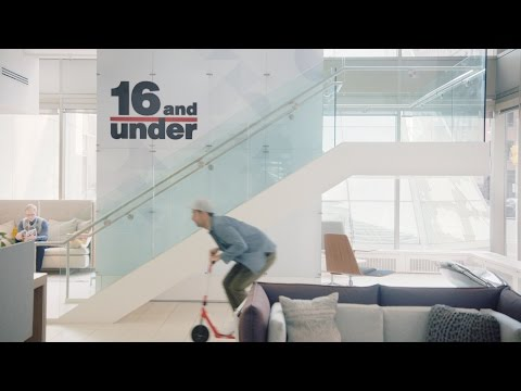 16 and Under | Big Ideas for Little Humans
