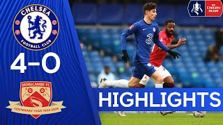 Chelsea 4-0 Morecambe | Blues Sail Into 4th Round! | FA Cup Highlights