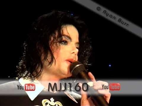 Michael Jackson Killer Thriller speech 2002