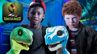 UNTAMED ADVENTURES | Alive Dinosaur Mystery Series For Kids | Complete Season 1