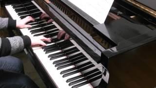 ヒカリノシズク/NEWS(TVドラマ「傘を持たない蟻たちは」主題歌) ピアノ(ソロ)