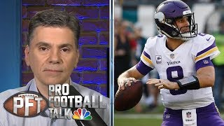 PFT Draft: QBs that need to be called out | Pro Football Talk | NBC Sports