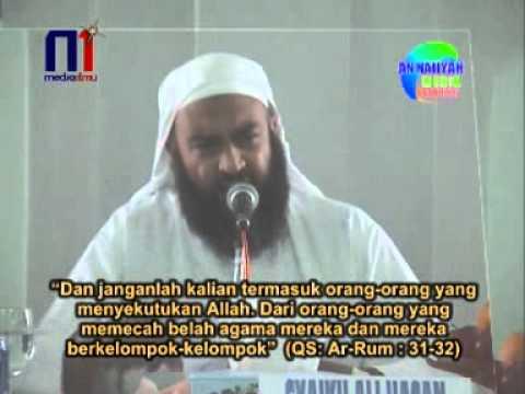 Syaikh Ali Hasan - Manhaj Dakwah Para Nabi 8/9