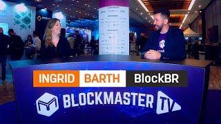 Mix Palestras | Ingrid Barth, co-founder da Cosmos Blockchain